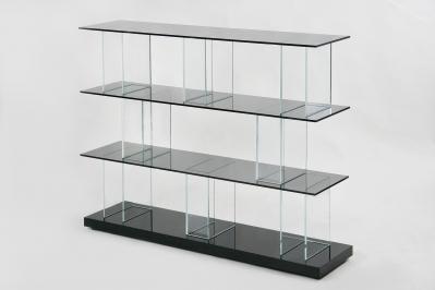 Estante De Vidro Temperado : Rial glass design